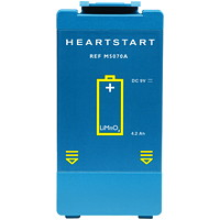 Pile pour défibrillateur HeartStart OnSite/FRx Philips