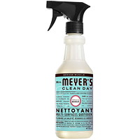 Mrs. Meyer's Multi-Surface Everyday Cleaner, Basil Scent, 473 mL
