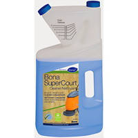Diversey Bona SuperCourt Floor Cleaner, 3.78 L