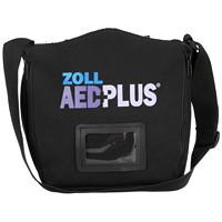 Sac de transport pour défibrillateurs AED Plus ZOLL, noir