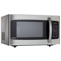 Danby 1.1 cu ft Stainless-Steel Microwave Oven
