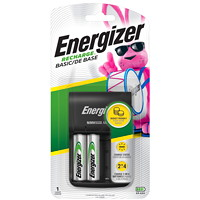 Piles AA/AAA NiMH Energizer et chargeur de nuit
