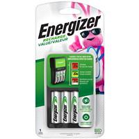 Chargeur de piles économique Energizer AA/AAA