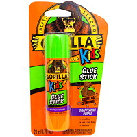 Gorilla Kids School Glue Stick, 20 g