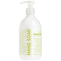 Sapadilla Liquid Hand Soap, Rosemary and Peppermint, 354 mL