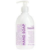 Savon liquide pour les mains Sapadilla, parfum de lavande et de lime, 354ml