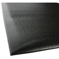 Tapis antifatigue Easy Foot FloorTex, noir, 24po x 36po