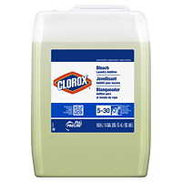 Clorox Professional Liquid Bleach, Concentrate Closed Loop, 18.9 L