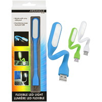 Merangue Portable USB Flexible LED Light, Assorted Colours (No Colour Choice on Delivered Orders)