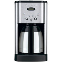 Cafetière programmable 10 tasses Brew Central Thermal Cuisinart