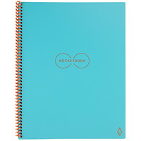 RocketBook Everlast Letter-Size Notebook, Teal, 8 1/2