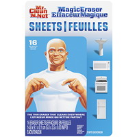 Mr. Clean Magic Eraser Sheets, 16 Sheets/PK