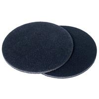 Tampons d'interface Bona SuperCourt Diversey, noir, 6po x 1/4po, caisse de 6
