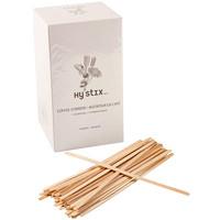 Bâtonnets en bois Hy Stix, 7po, boîte de 1000 - résidents de l'Alberta seulement