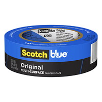 ScotchBlue 2090 Original Multi-Surface Painter's Tape, 36 mm x 54.86 m