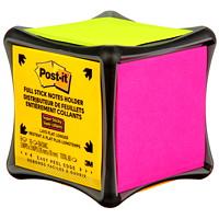 Post-it Super Sticky Full Stick Notes Holder, 3
