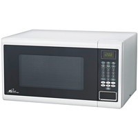Royal Sovereign 0.9 Cu Ft. Microwave, 900W, White