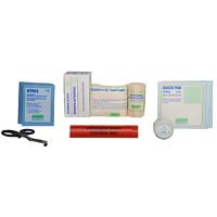 Recharge de trousse de premiers soins de base SAFECROSS, Colombie-Britannique, 10 unités