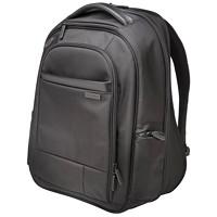 Kensington Contour 2.0 Executive Laptop Backpack, Black, Fits laptops up to 15.6