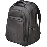 Kensington Contour 2.0 Executive Laptop Backpack, Black, Fits laptops up to 14