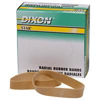 DIXON #84 RUBBER BANDS 1/4 LB