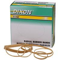 DIXON #333 RUBBER BANDS 1/4 LB