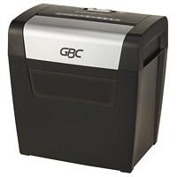 GBC ShredMaster PX08-04 Shredder, Cross-Cut, 8-Sheet Capacity, P-3 Level