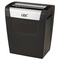 GBC ShredMaster PX10-06 Shredder, Cross-Cut, 10-Sheet Capacity, P-4 Level