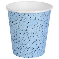 Café Express Paper Cups, Blue, 3 oz (89 mL), 200/PK