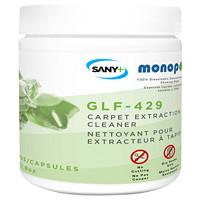 Nettoyant industriel pour extracteur à tapis MonoPOD Sany+, emb. de 10capsules