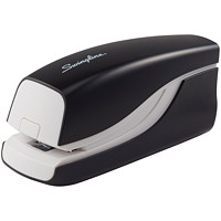 Swingline Breeze Battery-Operated Stapler, 20-Sheet Capacity