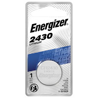 Energizer 2430 Lithium Battery Coin Battery