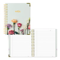 Blueline Romantic Collection Notebook, 9 1/4