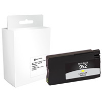 Grand & Toy Remanufactured HP 952 Yellow Ink Cartridge (L0S55AN)