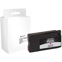Grand & Toy Remanufactured HP 952XL Magenta High Yield Ink Cartridge (L0S64AN)