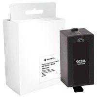 Grand & Toy Remanufactured HP 902XL Black Ink Cartridge (T6M14AN)
