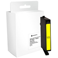 Grand & Toy Remanufactured HP 902XL Yellow Ink Cartridge (T6M10AN)
