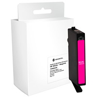 Grand & Toy Remanufactured HP 902XL Magenta Ink Cartridge (T6M06AN)