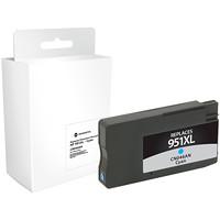Grand & Toy Remanufactured HP 950XL Cyan High Yield Ink Cartridge (CN046AN)