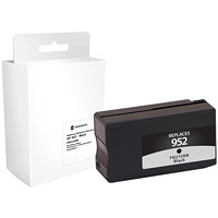Grand & Toy Remanufactured HP 952 Black Standard Yield Ink Cartridge (F6U15AN)