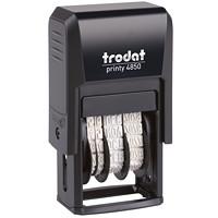 Mini dateur autoencreur Printy 4850 Trodat, Reçu le