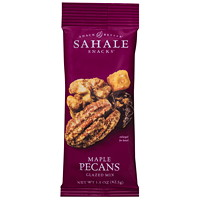Sahale Snacks, Maple Pecans Glazed Mix, 42.5 g, 9/BX