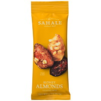Sahale Snacks, Honey Almonds Glazed Mix, 43 g, 9/BX