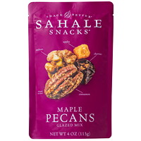 Sahale Snacks, Maple Pecans Glazed Mix, 113 g, 6/CS