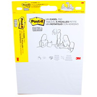 Post-it Super Sticky Mini Easel Pad, 15