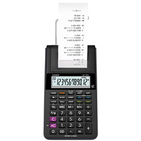 Calculatrice imprimante HR-10RC Casio, noir
