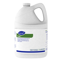 Diversey Profi Floor Cleaner/Oil and Grease Remover, 3.78 L