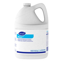Diversey Wiwax Cleaning and Maintenance Emulsion, 3.78 L