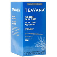 Teavana Tea Sachets, Modern Earl Grey, 2.5 g, 24/BX