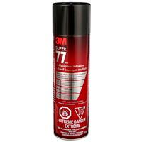 3M Super 77 Multi-Purpose Low-Mist Adhesive Spray, 475 g